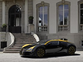 Ver foto 2 de Bugatti Veyron Grand Sport Roadster Vitesse 1 of 1 2014