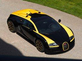 Fotos de Bugatti Veyron Grand Sport Roadster Vitesse 1 of 1 2014