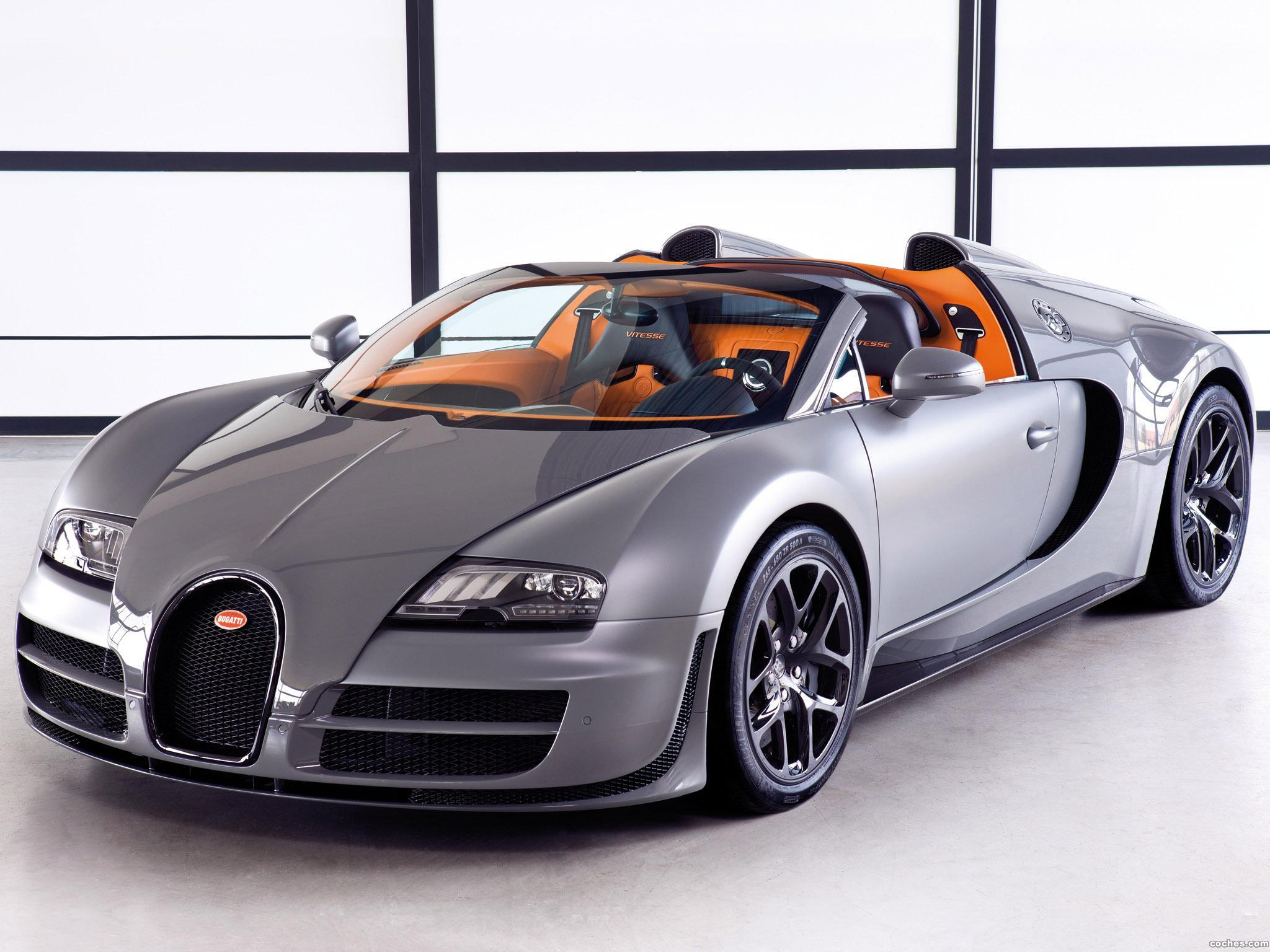fotos de bugatti veyron grand sport roadster vitesse 2012 foto 5. Black Bedroom Furniture Sets. Home Design Ideas