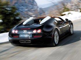 Ver foto 2 de Bugatti Veyron Grand Sport Roadster Vitesse 2012