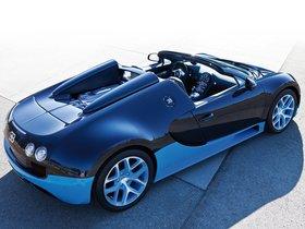 Ver foto 7 de Bugatti Veyron Grand Sport Roadster Vitesse 2012