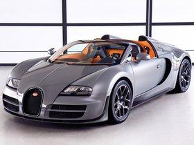 Ver foto 6 de Bugatti Veyron Grand Sport Roadster Vitesse 2012