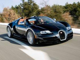 Fotos de Bugatti Veyron Grand Sport Roadster Vitesse 2012