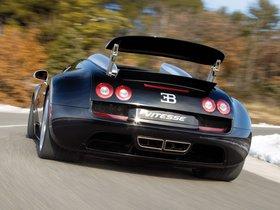 Ver foto 5 de Bugatti Veyron Grand Sport Roadster Vitesse 2012
