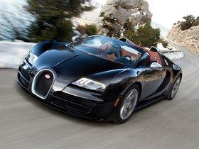 Ver foto 3 de Bugatti Veyron Grand Sport Roadster Vitesse 2012