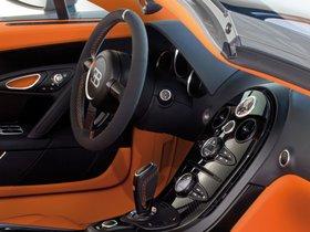 Ver foto 11 de Bugatti Veyron Grand Sport Roadster Vitesse 2012