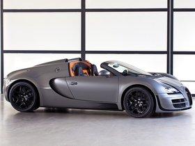 Ver foto 10 de Bugatti Veyron Grand Sport Roadster Vitesse 2012
