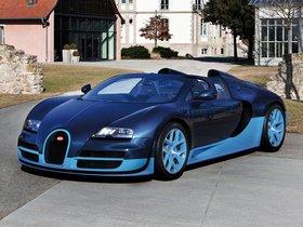 Ver foto 9 de Bugatti Veyron Grand Sport Roadster Vitesse 2012