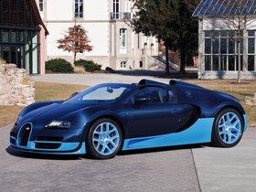Ver foto 8 de Bugatti Veyron Grand Sport Roadster Vitesse 2012