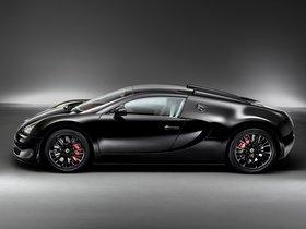 Ver foto 4 de Bugatti Veyron Grand Sport Roadster Vitesse Black Bess 2014