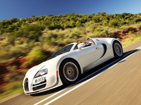 Ver foto 7 de Bugatti Veyron Grand Sport Roadster Vitesse Final Test Car 2012