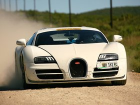 Ver foto 6 de Bugatti Veyron Grand Sport Roadster Vitesse Final Test Car 2012