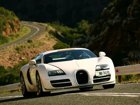 Ver foto 4 de Bugatti Veyron Grand Sport Roadster Vitesse Final Test Car 2012