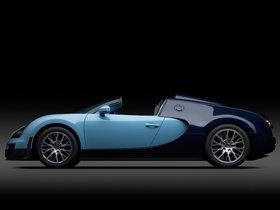 Ver foto 4 de Bugatti Veyron Grand Sport Roadster Vitesse JP Wimille 2013