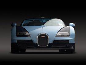 Ver foto 3 de Bugatti Veyron Grand Sport Roadster Vitesse JP Wimille 2013