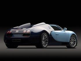 Ver foto 2 de Bugatti Veyron Grand Sport Roadster Vitesse JP Wimille 2013