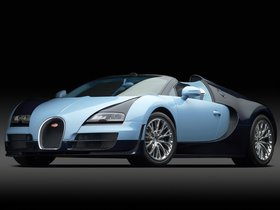 Ver foto 1 de Bugatti Veyron Grand Sport Roadster Vitesse JP Wimille 2013