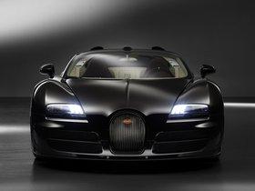 Ver foto 1 de Bugatti Veyron Grand Sport Roadster Vitesse Jean Bugatti 2013