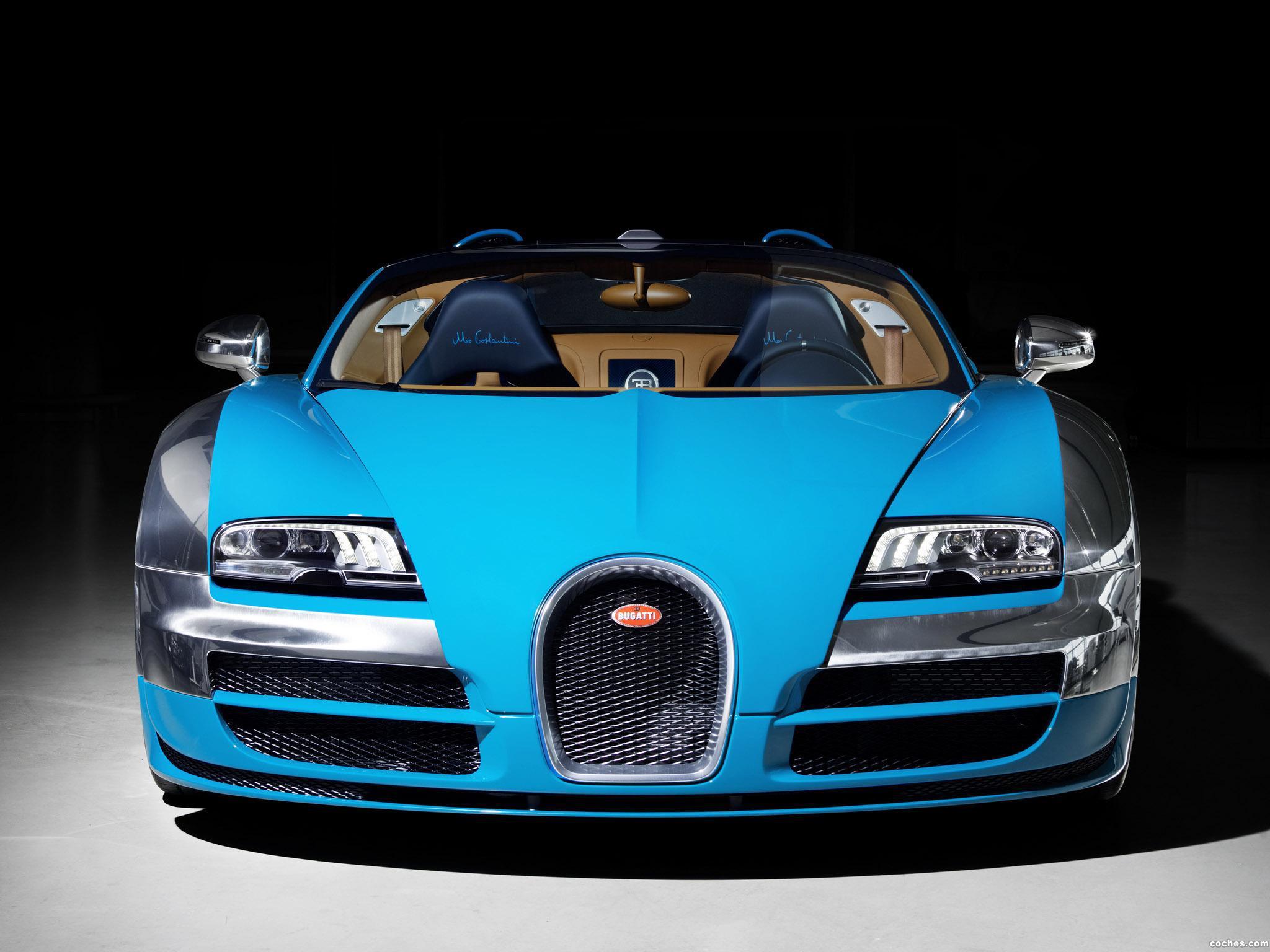 Foto 0 de Bugatti Veyron Grand Sport Roadster Vitesse Meo Constantini 2013