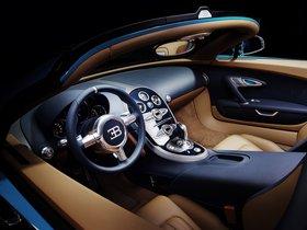 Ver foto 9 de Bugatti Veyron Grand Sport Roadster Vitesse Meo Constantini 2013