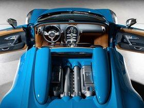 Ver foto 8 de Bugatti Veyron Grand Sport Roadster Vitesse Meo Constantini 2013