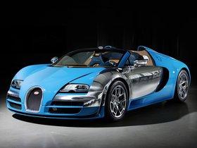 Ver foto 5 de Bugatti Veyron Grand Sport Roadster Vitesse Meo Constantini 2013