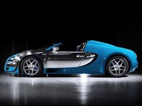 Ver foto 4 de Bugatti Veyron Grand Sport Roadster Vitesse Meo Constantini 2013