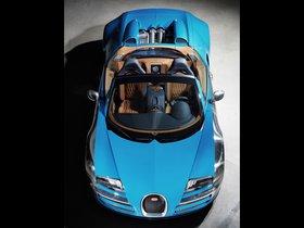 Ver foto 3 de Bugatti Veyron Grand Sport Roadster Vitesse Meo Constantini 2013