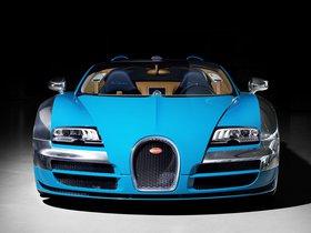 Ver foto 1 de Bugatti Veyron Grand Sport Roadster Vitesse Meo Constantini 2013