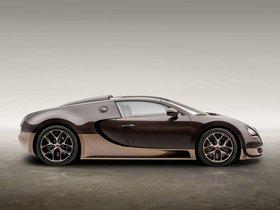 Ver foto 3 de Bugatti Veyron Grand Sport Roadster Vitesse Rembrandt 2014