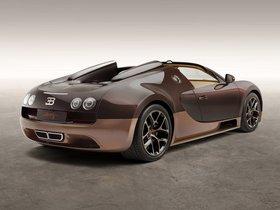 Ver foto 2 de Bugatti Veyron Grand Sport Roadster Vitesse Rembrandt 2014
