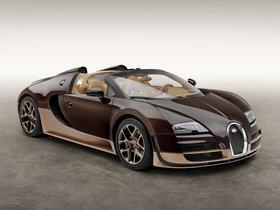 Ver foto 1 de Bugatti Veyron Grand Sport Roadster Vitesse Rembrandt 2014
