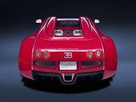 Ver foto 9 de Bugatti Veyron Grand Sport Scarlet 2011