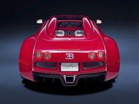 Ver foto 8 de Bugatti Veyron Grand Sport Scarlet 2011