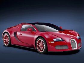 Ver foto 7 de Bugatti Veyron Grand Sport Scarlet 2011