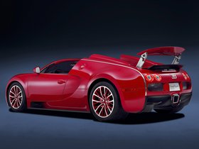 Ver foto 4 de Bugatti Veyron Grand Sport Scarlet 2011