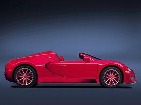 Ver foto 2 de Bugatti Veyron Grand Sport Scarlet 2011