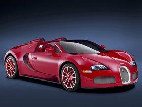 Ver foto 1 de Bugatti Veyron Grand Sport Scarlet 2011