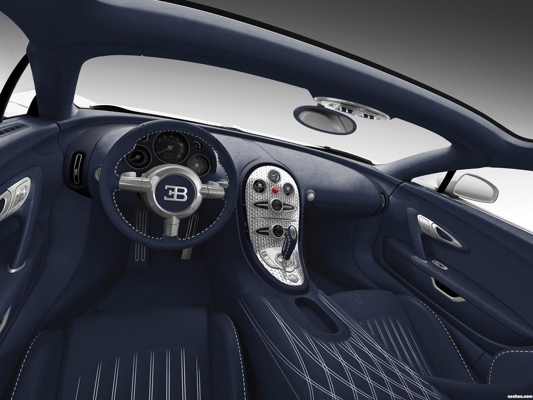 Foto 2 de Bugatti eyron Grand Sport Shanghai Edition 2011