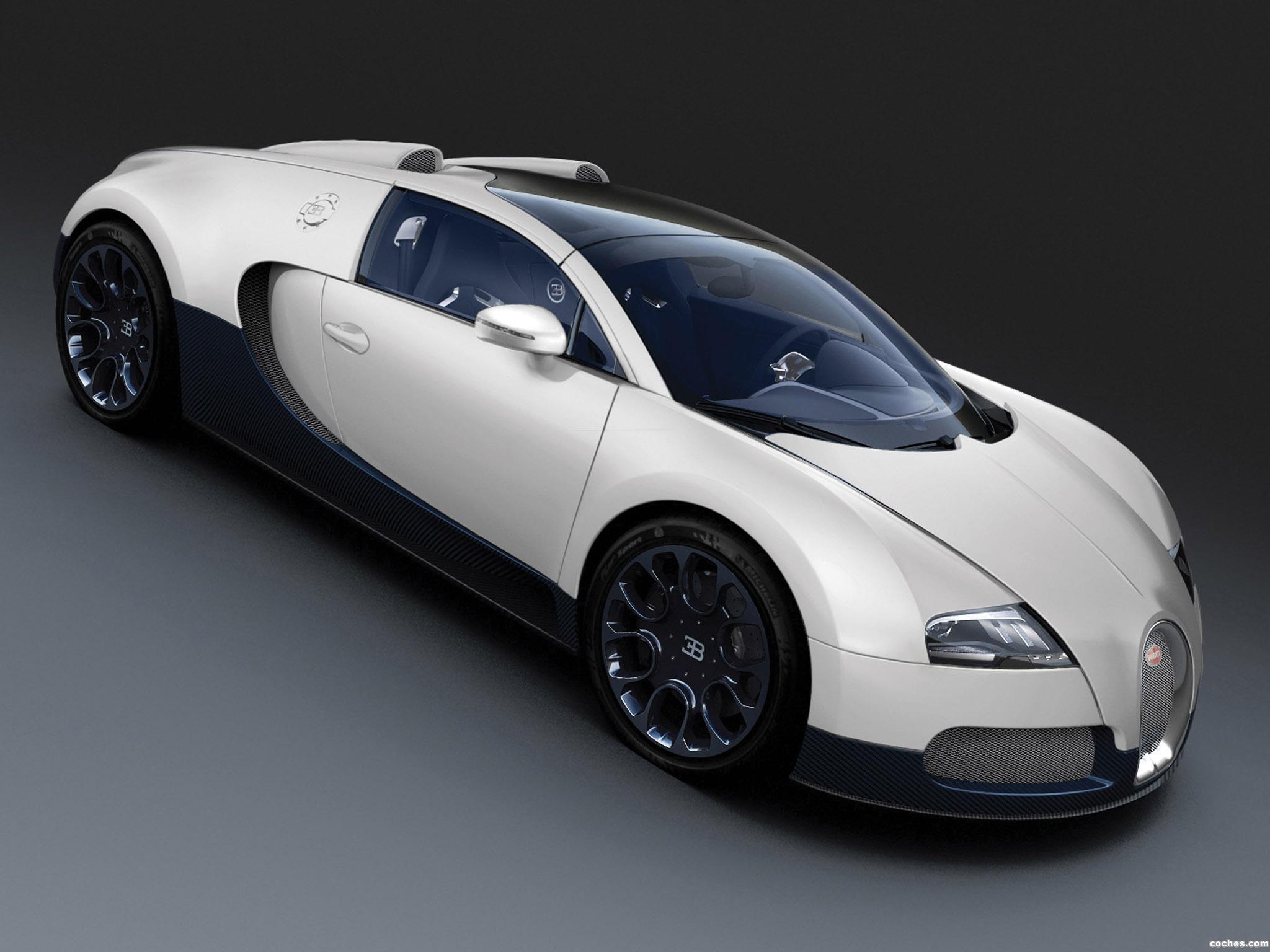 Foto 1 de Bugatti eyron Grand Sport Shanghai Edition 2011