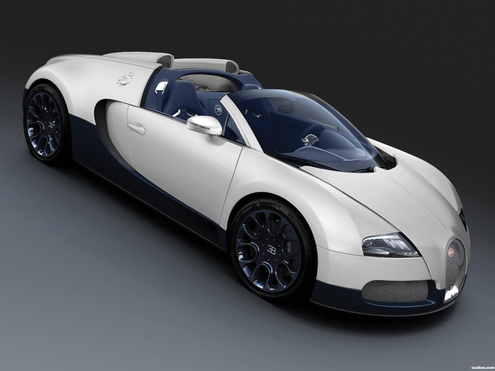 Foto 0 de Bugatti eyron Grand Sport Shanghai Edition 2011