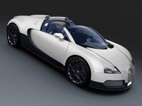 Ver foto 1 de Bugatti eyron Grand Sport Shanghai Edition 2011