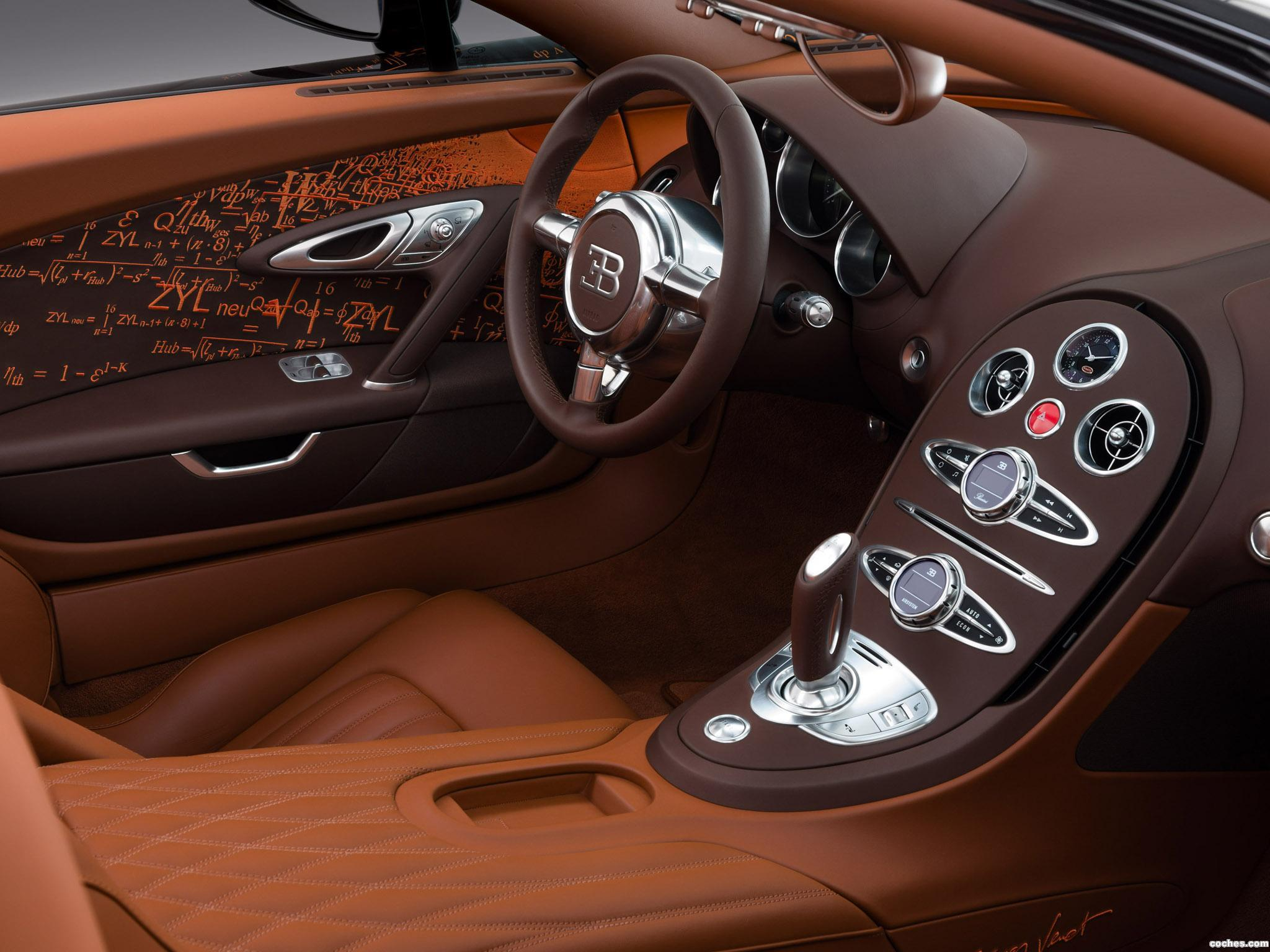 Foto 11 de Bugatti Veyron Grand Sport Venet 2012