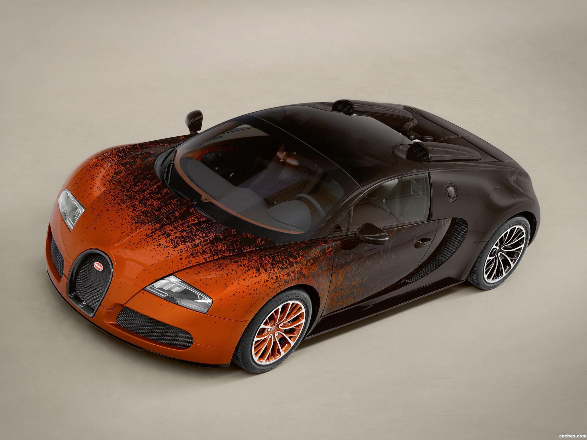 Foto 0 de Bugatti Veyron Grand Sport Venet 2012