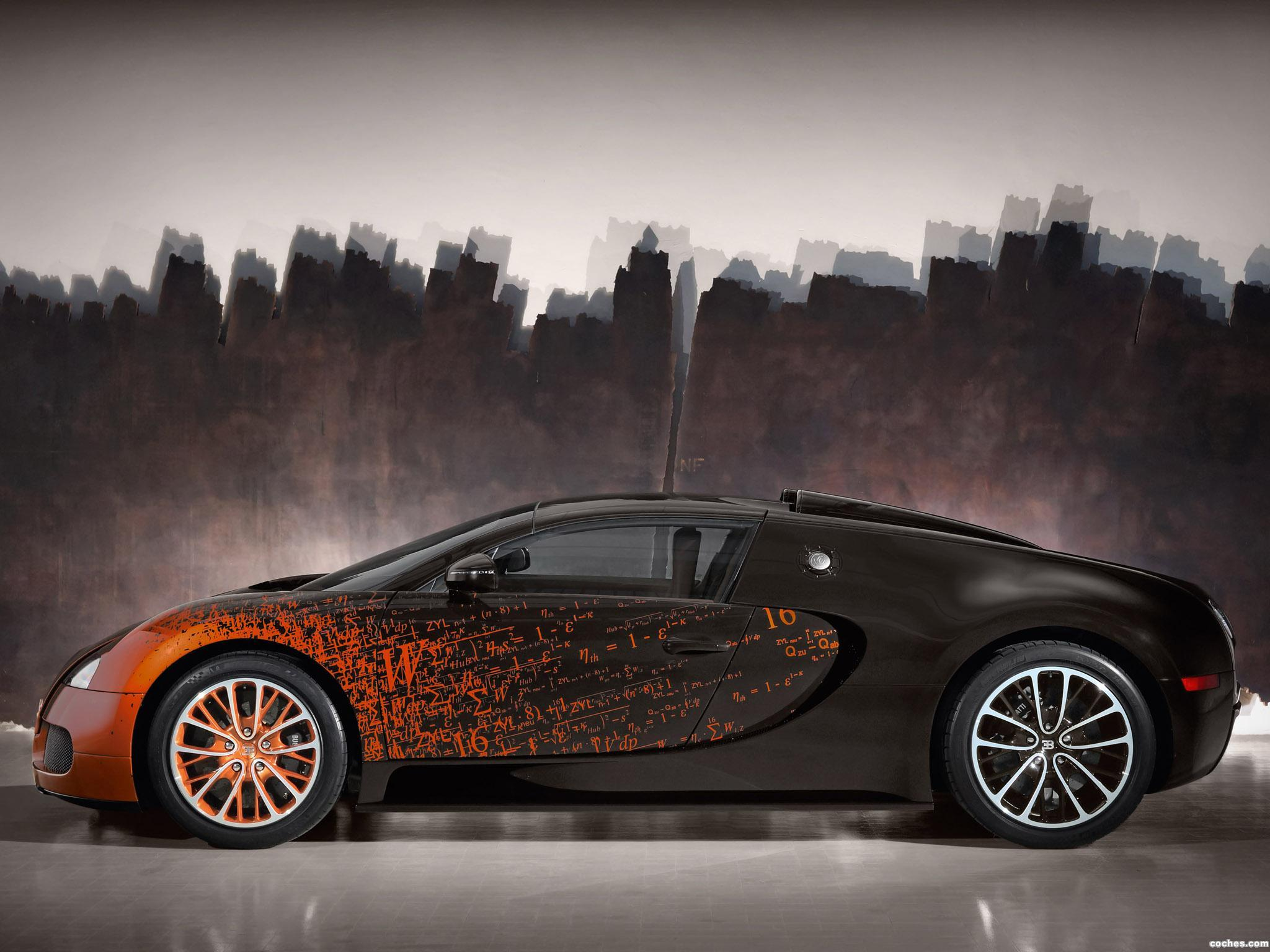 Foto 7 de Bugatti Veyron Grand Sport Venet 2012