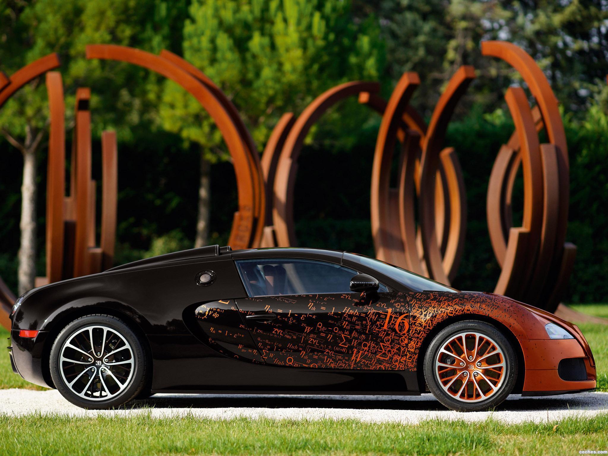Foto 5 de Bugatti Veyron Grand Sport Venet 2012