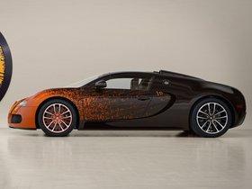 Ver foto 3 de Bugatti Veyron Grand Sport Venet 2012