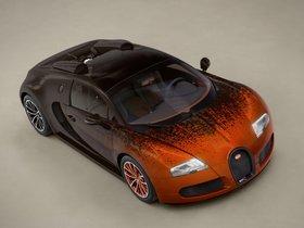 Ver foto 11 de Bugatti Veyron Grand Sport Venet 2012