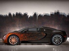 Ver foto 8 de Bugatti Veyron Grand Sport Venet 2012