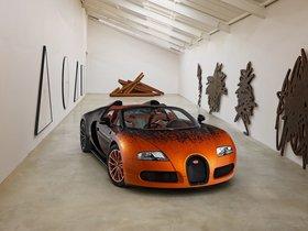 Ver foto 7 de Bugatti Veyron Grand Sport Venet 2012
